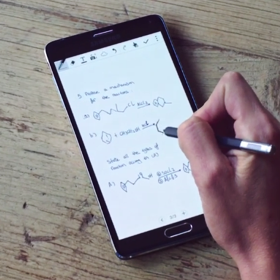 Watch-Samsung-Galaxy-Note-4s-S-Pen-in-action-in-this-official-promo-video